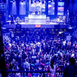 Discotheque, the amenities of Tourism