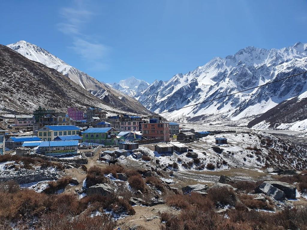 Langtang-Gaurishankar Tourism Sector