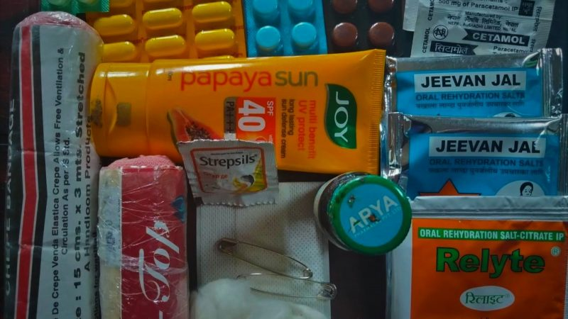First Aid Required During Trekking In Nepal
